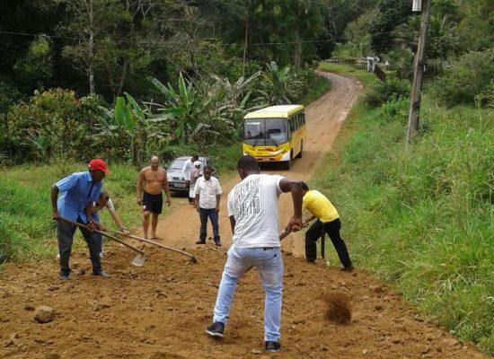 Prefeitura de Ilhéus amplia serviços de manutenção das estradas vicinais