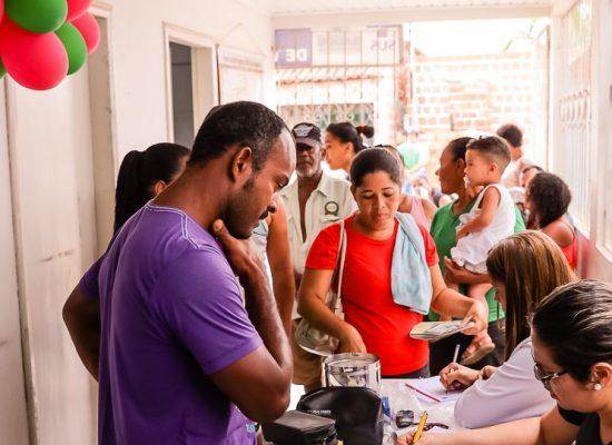Prefeitura de Ilhéus atende moradores da Vila Cachoeira com mutirão da Saúde