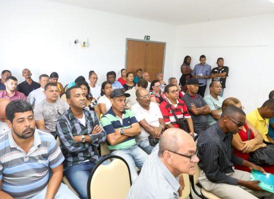 Prefeitura de Ilhéus fortalece diálogo com administradores dos distritos e bairros do município