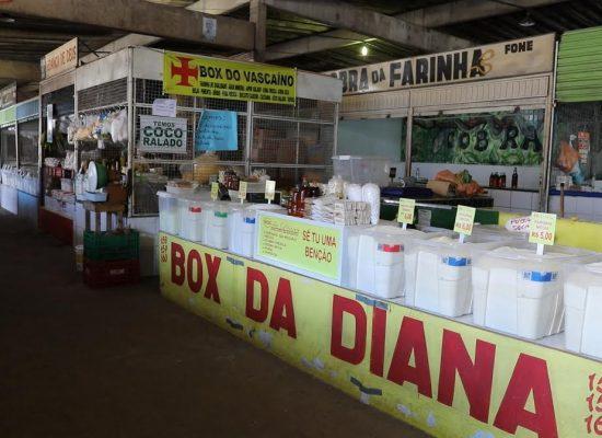 Prefeitura mantém fiscalização sanitária na Central de Abastecimento do Malhado