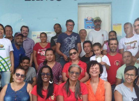 Programa Despertar esclarece moradores do Banco Central sobre a lei dos agrotóxicos