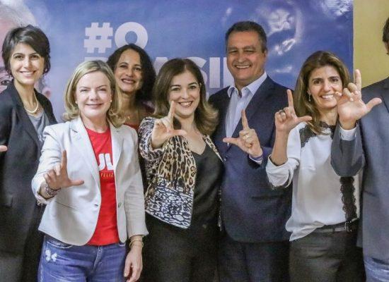 Partidos lançam frente de apoio à candidatura de Haddad