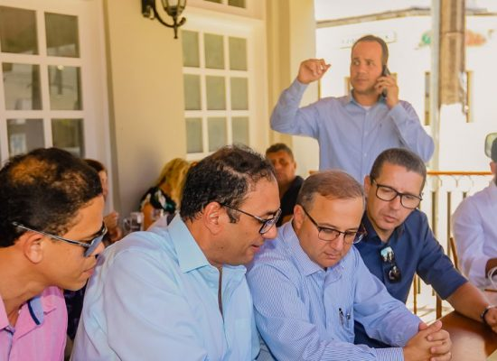 Secretário da Saúde da Bahia destaca atuação e investimentos em Ilhéus