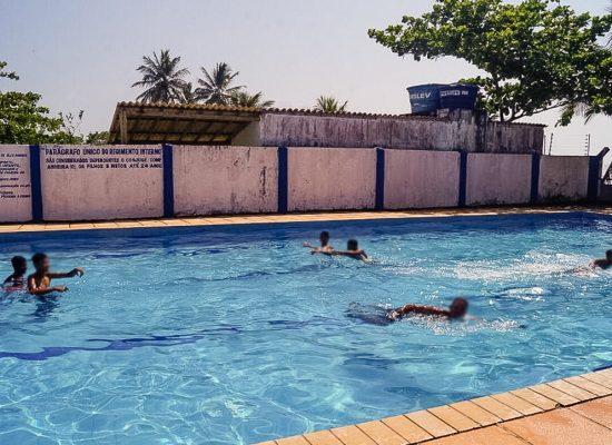 Alunos do Projeto Jovem Social participam de atividades recreativas