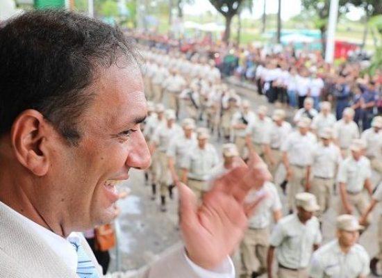 Desfile de Sete de Setembro comemora os  196 anos da Independência do Brasil