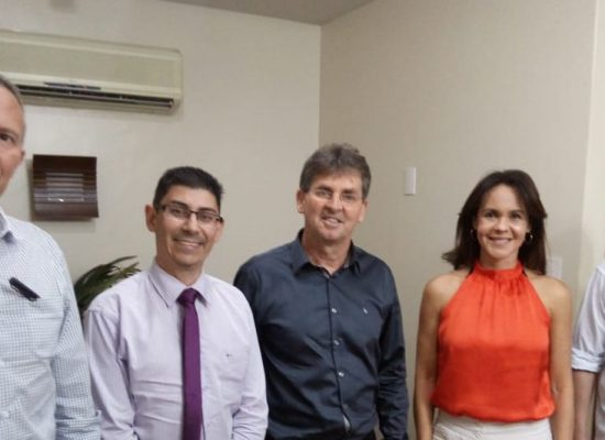Faculdade de Ilhéus firma parceria para a XIII Fenopo e o III Mutirão de Saúde e Cidadania