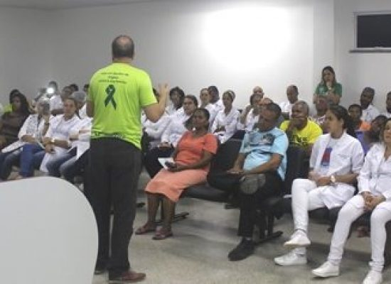 Feira de saúde do Hospital Costa do Cacau teve apoio da Prefeitura de Ilhéus