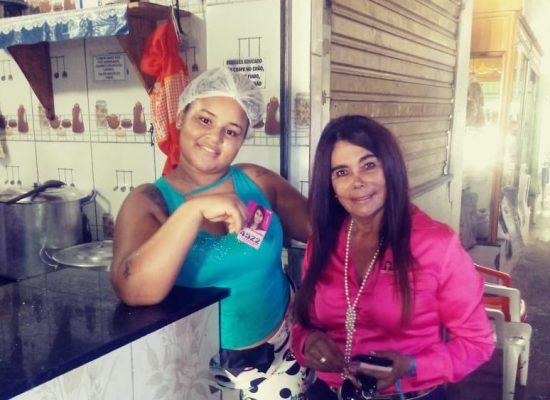 Lu Cerqueira, uma mulher e advogada em Brasília para defender a Bahia