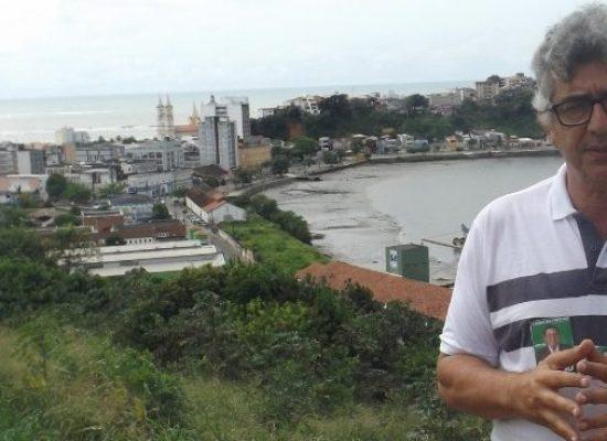 Luiz Uaquim promete montar gabinete permanente em Ilhéus para atender as demandas da região