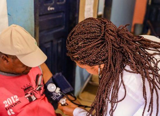 Moradores de Ponta do Ramo são atendidos com mutirão de Saúde