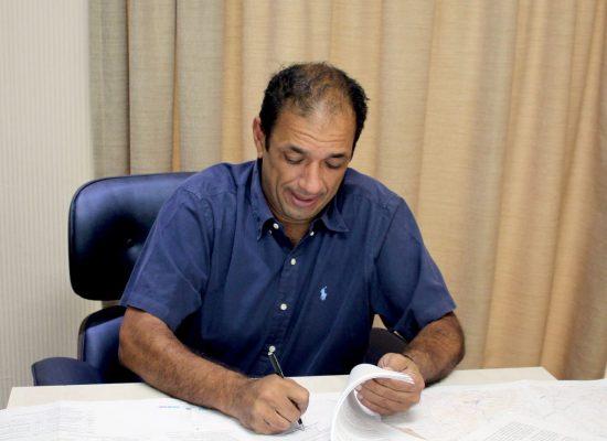 Prefeito sanciona lei que atualiza marcos  territoriais do município de Ilhéus