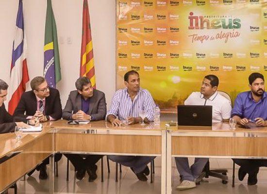 Prefeitura de Ilhéus e Caixa discutem soluções para  irregularidades no MCMV