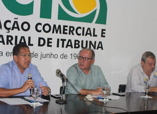 Reunião da ACI destacou representação política para o Sul da Bahia