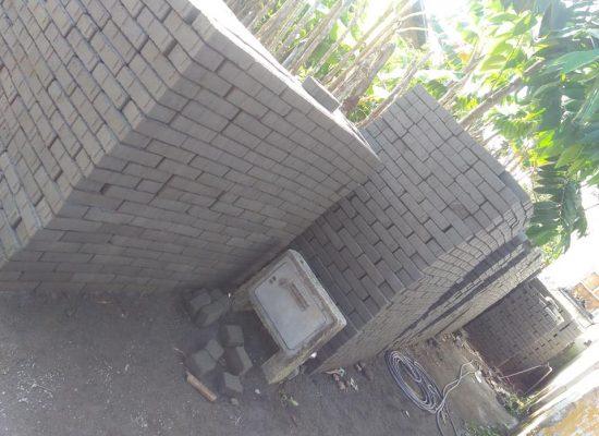 Sambaituba conta com fábrica de pré-moldados e pavimentação
