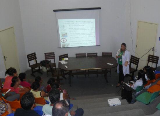 Santa Casa de Misericórdia Intensifica Trabalho De Orientação Aos Acompanhantes e Visitantes Nas Unidades Hospitalares