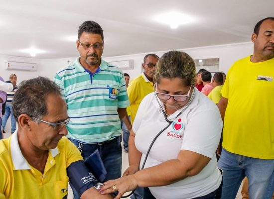 Sindtáxi reabre consultório clínico e odontológico com apoio da Prefeitura de Ilhéus