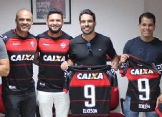 Vitória terá patrocinador pontual no jogo contra o Botafogo no Barradão