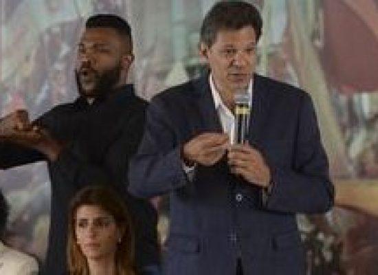 Haddad vai seguir em busca do apoio de Ciro Gomes até domingo