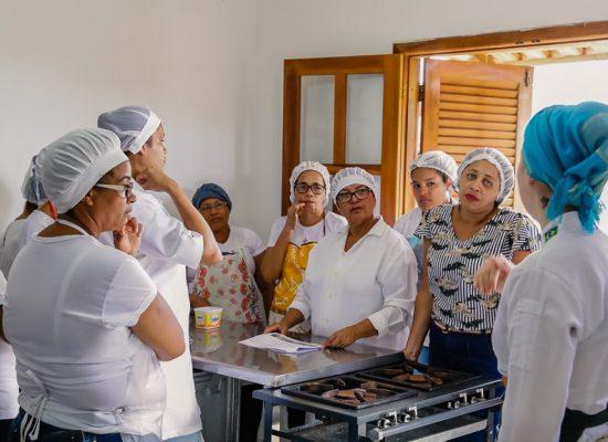 Merenda escolar de Ilhéus será reforçada com uso de alimentos orgânicos