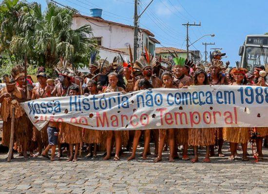 Povos indígenas do Sul da Bahia cobram a demarcação de terras em caminhada