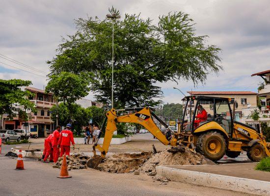 Prefeitura investe na reestruturação da rede de drenagem para evitar alagamentos