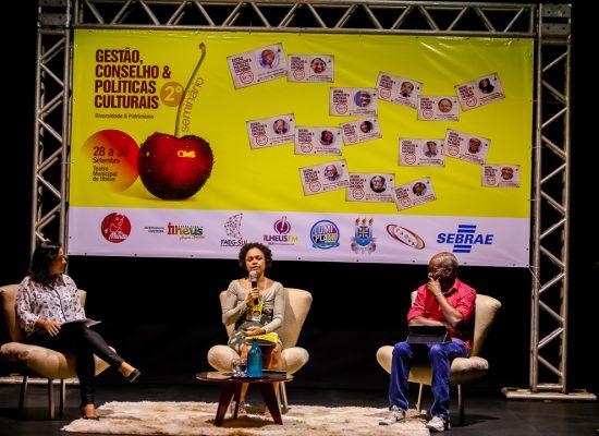 Roda de conversa discute diversidade e patrimônio cultural de Ilhéus