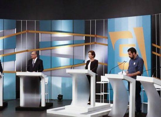 Veja as datas dos próximos debates presidenciais na TV. Bolsonaro X Haddad