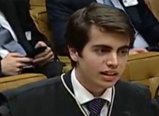 Aos 18 anos, mais jovem advogado do país estreia em sustentação oral no STF