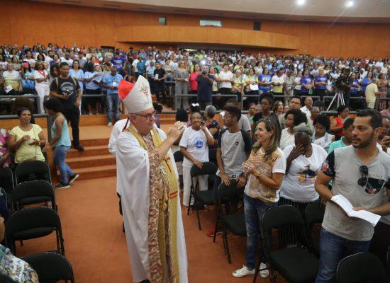 Congresso Diocesano do Laicato reúne em Ilhéus mais de 40 representantes de paróquias da Bahia