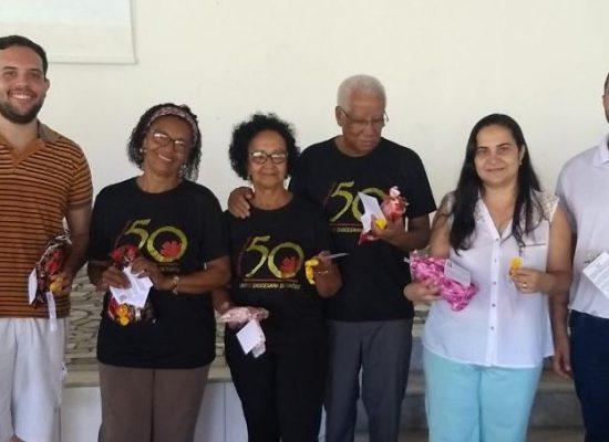 Internos de comunidades terapêuticas ganham dia de cuidados com apoio da Prefeitura