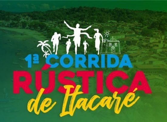 Itacaré realizará no dia 09 a 1ª Corrida e Caminhada Rústica