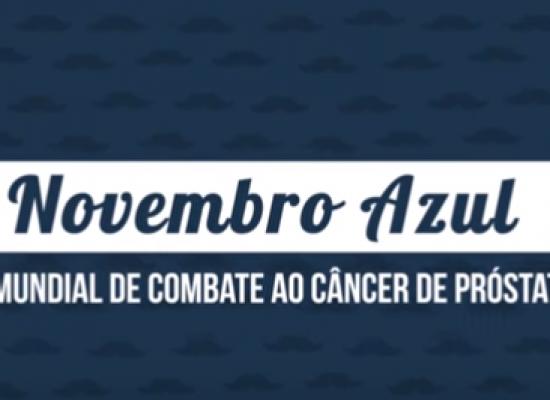 Mês Mundial de Combate ao Câncer de Próstata