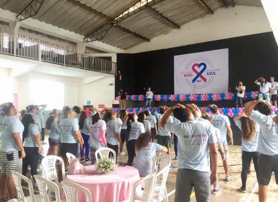 OAB e Prefeitura promovem ações de prevenção aos cânceres de mama e próstata em Ilhéus