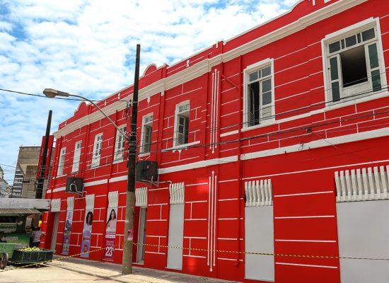 Parceria entre Prefeitura e iniciativa privada garante recuperação da antiga Casa Brasil