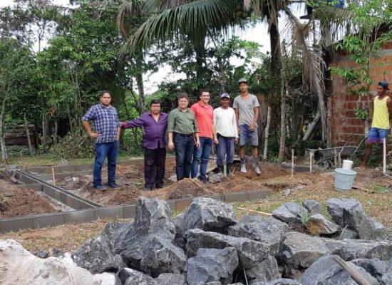 Prefeitura de Ilhéus inicia a primeira etapa de construção de 72 casas na zona rural