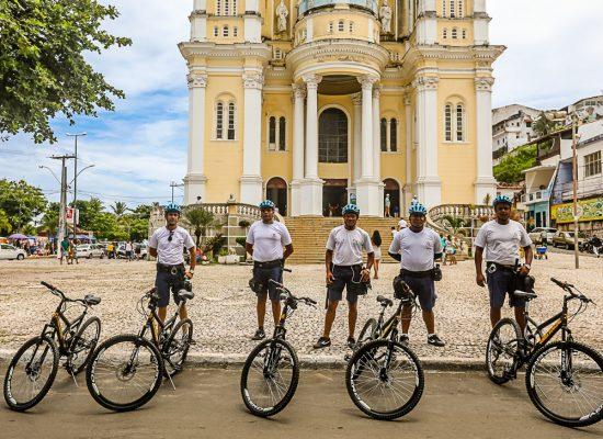 Prefeitura organiza centro histórico para receber os turistas dos cruzeiros marítimos