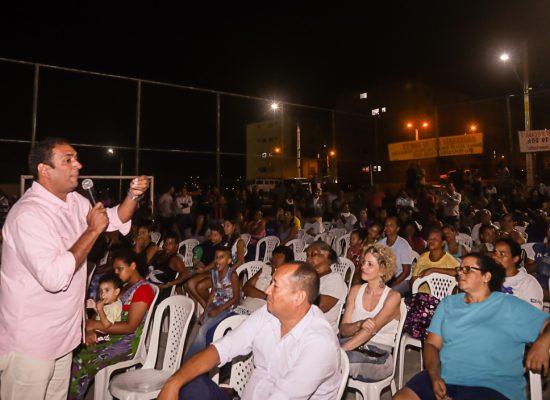 Prefeitura realizará projeto social no Condomínio Sol e Mar I e II, em Ilhéus