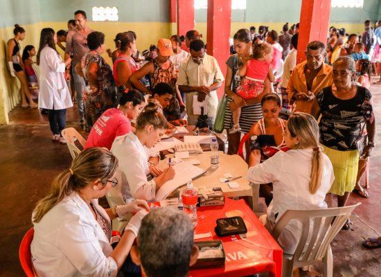 Secretaria de Saúde de Ilhéus realiza  mutirões em diversas comunidades rurais