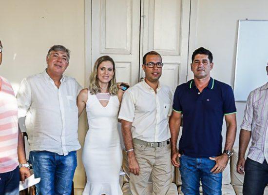 Setur planeja ações de melhorias na Praia do Cristo em parceria com comerciantes