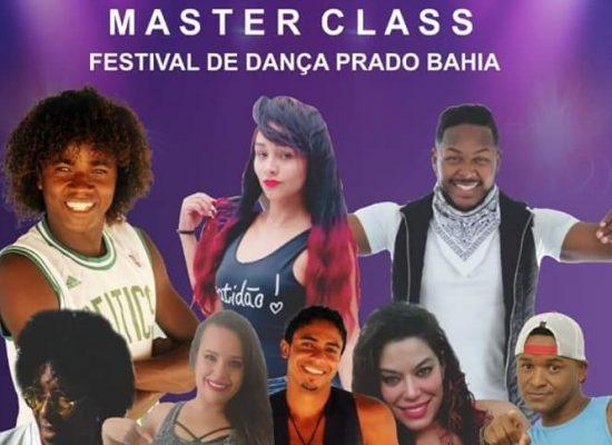 Vem ai o Festival de Dança de Prado