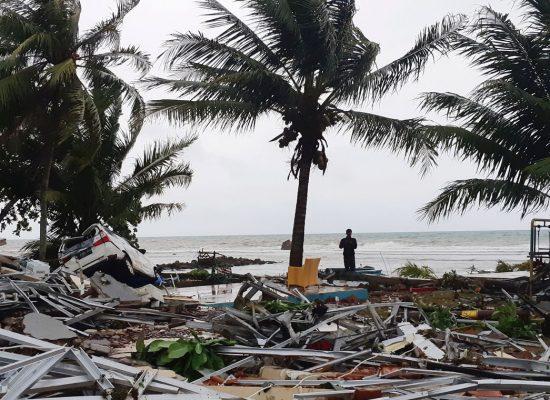 Itamaraty não recebeu notícias de brasileiros vítimas de tsunami