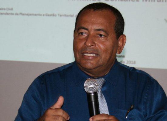 Prefeito de Itacaré é reeleito presidente do Consórcio Litoral Sul