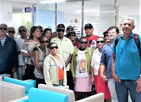 Prefeitura de Itacaré encaminha 37 pacientes para cirurgias de catarata