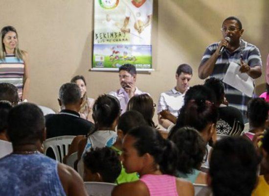 Prefeitura lança Projeto Técnico Social no Residencial Vilela
