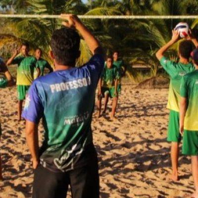 Projeto Esporte na Cidade realiza Festival Esportivo de Barra Grande