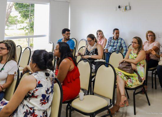 SDS planeja estratégias para o programa BPC na Escola durante 2019
