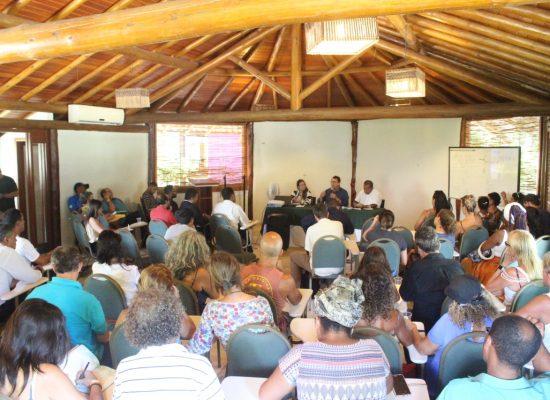Autoridades e sociedade civil discutem ações preventivas sobre a Mirabela nesta quinta-feira, em Itacaré