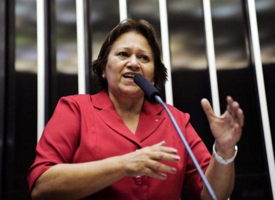 Governadora do RN decreta estado de calamidade financeira