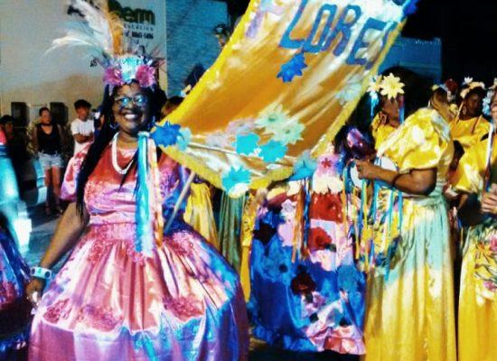 Ilhéus resgata a festa do Terno de Reis com desfile no bairro do Pontal