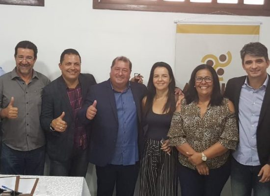 Lero Cunha é eleito presidente da Amurc por aclamação